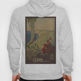 Vintage poster - Capri Hoody