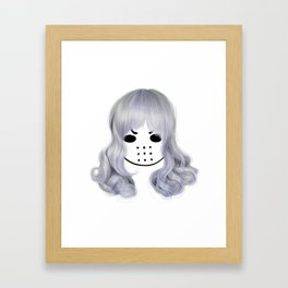 Cute Jason Framed Art Print