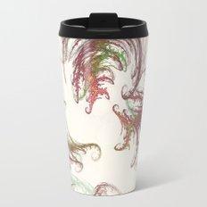 Harvest Winds Fractal Travel Mug