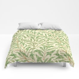 "William Morris ""Willow Bough"" Comforters"