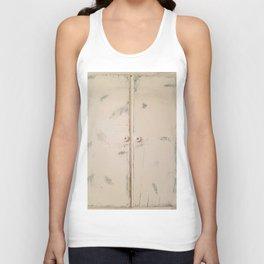 Shabby Chic, Cabinet Doors, Doors Unisex Tank Top
