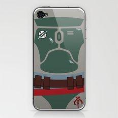 Boba Fett iPhone Case iPhone & iPod Skin