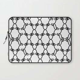 P pattern Laptop Sleeve