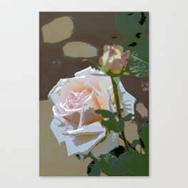 Rose 112 Canvas Print
