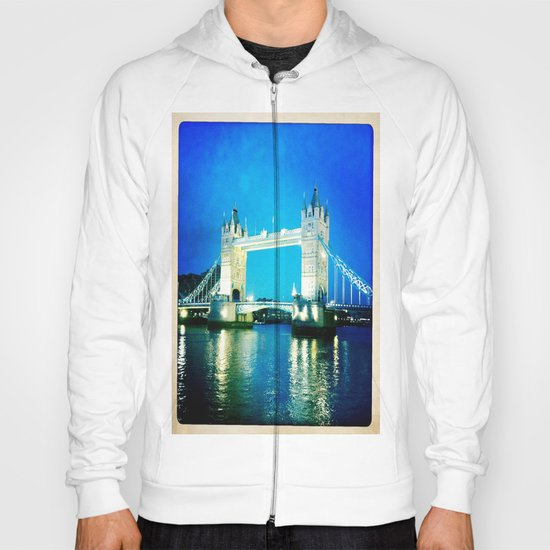 I love Tower Bridge Hoody