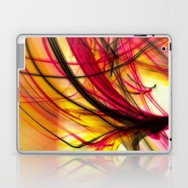 Heatwave Dynamic Abstract Painting Laptop & iPad Skin