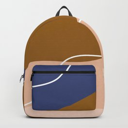modern chic pattern Backpack