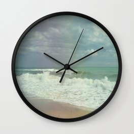 Sea ​​breeze Wall Clock