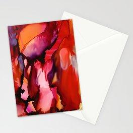 MELTING SUN Stationery Cards