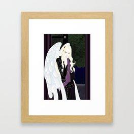 mammon Framed Art Print