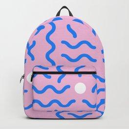 CRAZY RETRO 90s PRINT Backpack