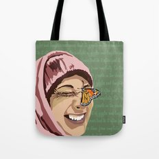 Happiness in Color Tote Bag