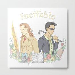 Ineffable Metal Print