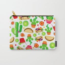 Fiesta Tacos Carry-All Pouch