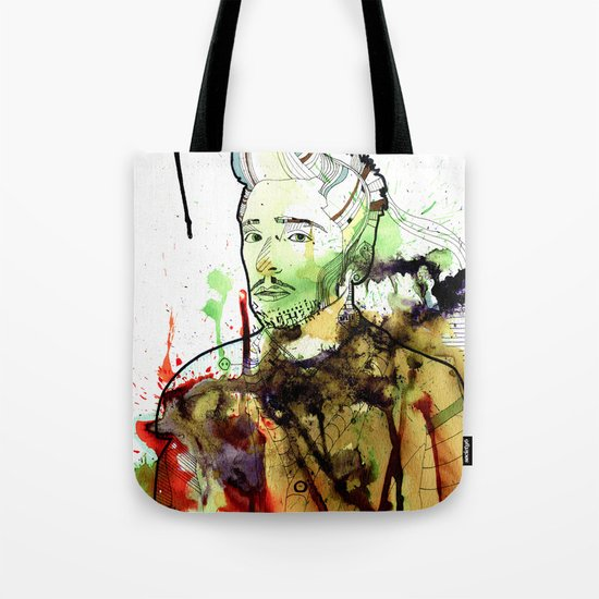 Life without freedom Tote Bag