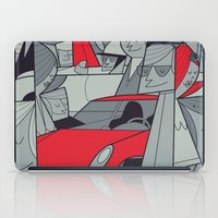 porsche iPad Cases featuring Porsche Racing by Ale Giorgini