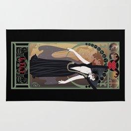 Dark Lili Nouveau - Legend Rug