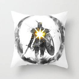 Solaire Throw Pillow