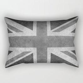 UK flag, High quality 1:2 Vintage Rectangular Pillow