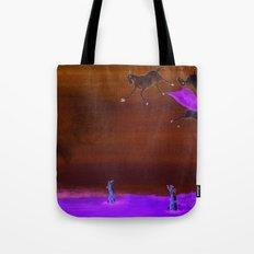 Sheep Shenanigan's Tote Bag