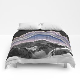 Agate Mountains Comforters