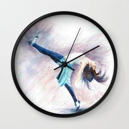 Tap Dancer Wall Clock