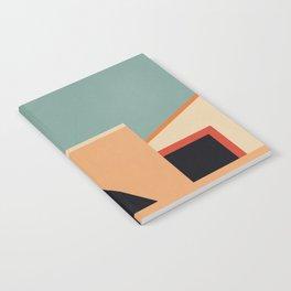 Summer Urban Landscape Notebook