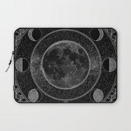 Thoth / Moon Mandala Laptop Sleeve
