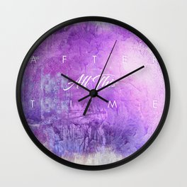 After all this time Wall Clock