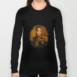 Will Smith - replaceface Long Sleeve T-shirt