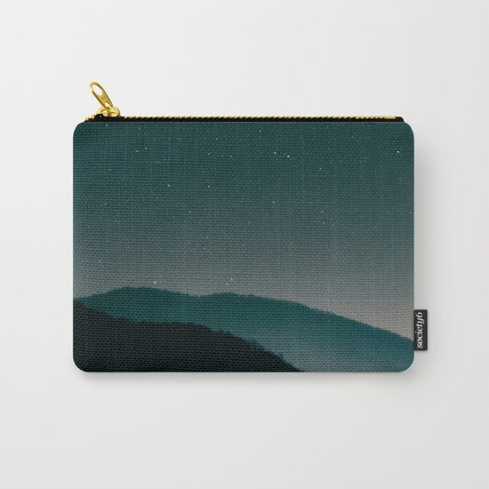 Magic Mountains Carry-All Pouch