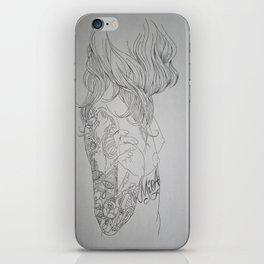 Mi Amor iPhone Skin