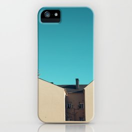Blind House iPhone Case