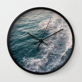 Sea View Wall Clock