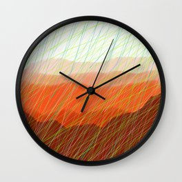 Thirst Wall Clock