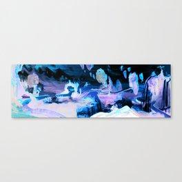 Fantastical Landscape Canvas Print