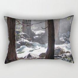 For the Beauty Rectangular Pillow