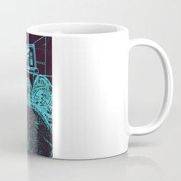 9-1-1 blue Coffee Mug