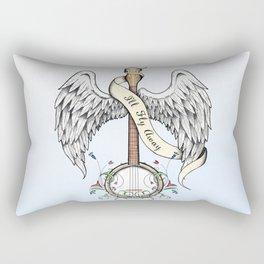 I'll Fly Away Rectangular Pillow