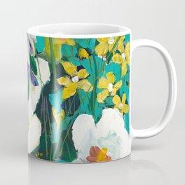 Poppy Clouds Coffee Mug