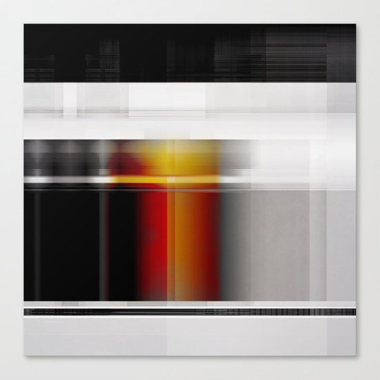 Lines/GY7 Canvas Print