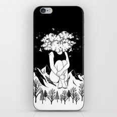 Across The Universe iPhone Skin