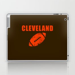 Cleveland Football Laptop & iPad Skin