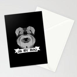 Oh My Dog Stationery Cards