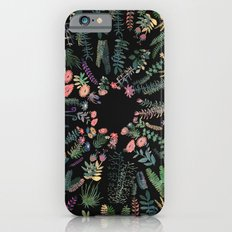 focus flowers Slim Case iPhone 6s