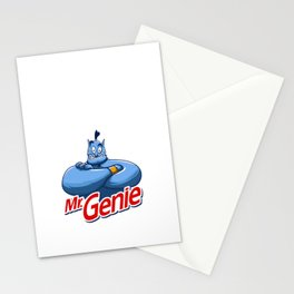 Mr. Genie Stationery Cards
