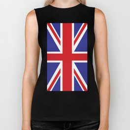 British Flag Biker Tank