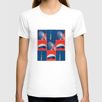 chicago T-shirts featuring Chicago by Arts and Herbs