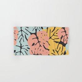 Tropical pattern 032 Hand & Bath Towel