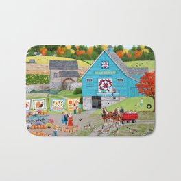 Bountiful Harvest Bath Mat